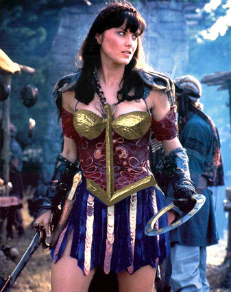 Xena warrior princess appreciation thread a 90s icon beware oh it would have aged terribly but lucy solutioingenieria Choice Image
